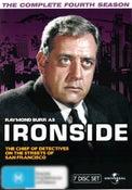 Ironside: Season 4 (Fatpack)