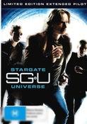 Stargate: Universe (SG:U) - Limited Edition Extended Pilot