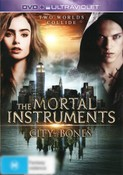 The Mortal Instruments: City of Bones (DVD/UV)