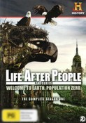 Life After People: The Series - Season 1 (History)