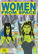 Women From Space (3 Disc Set)