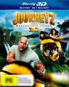 Journey 2: The Mysterious Island 3D (3D Blu-ray/Blu-ray)