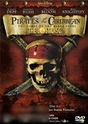 Pirates of The Caribbean: The Curse of The Black Pearl - The Lost Disc