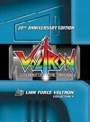 Voltron: Defender of The Universe - Lion Force Voltron Collection 4