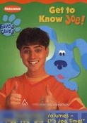 Blue's Clues-Get to Know Joe