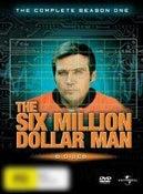 Six Million Dollar Man, The: The Complete Season One