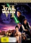 Star Wars-Episode VI: Return of the Jedi (Limited Edition)