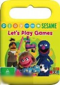 Play With Me Sesame: Let's Play Games