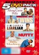 Liar Liar / Twins / Along Came Polly / The Nutty Professor / Billy Madison