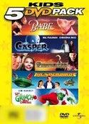 Babe / Casper / Peter Pan / Thunderbirds / The Grinch