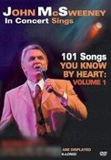John McSweeney: In Concert Sings 101 Songs You Know by Heart - Volume 1