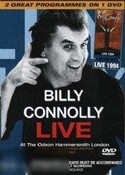 Connolly, Billy-Live At The Odeon Hammersmith, London/Live 1994
