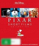 Pixar Shorts Film Collection (Volume 1)