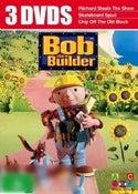 Bob the Builder Triple Pack: Volume 1