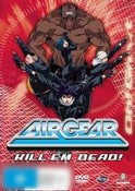 Air Gear: Volume 6