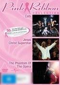 Cats / Phantom of the Opera / Jesus Christ Superstar