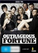 Outrageous Fortune: The Complete Second Season