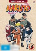 Naruto: Collection Three