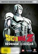 Dragon Ball Z: Remastered Movie Collection Uncut Volume 3