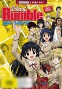 School Rumble: Season One Collection