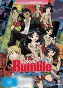 School Rumble: Second Semester Collection Two