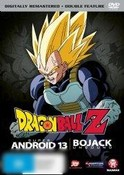 Dragon Ball Z: Remastered Movie Collection Uncut - Volume Four