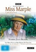 Agatha Christie's Miss Marple: Collection Four
