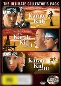 The Karate Kid / The Karate Kid: Part 2 / The Karate Kid: Part 3 (Ultimate Collector's Pack)
