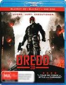 Dredd 3D (3D Blu-ray/Blu-ray on One Disc)