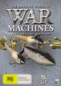 The Amazing World of War Machines: Past, Present and Future
