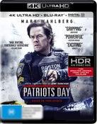 Patriots Day  (4K UHD/Blu-ray/UV)