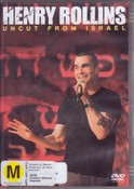 HENRY ROLLINS - UNCUT FROM ISRAEL (DVD)