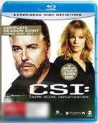 CSI: Crime Scene Investigation - Complete Season Eight
