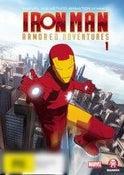 Iron Man: Armored Adventures - Volume One
