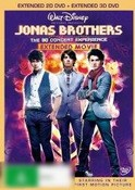 Jonas Brothers: The 3D Concert Experience (2D + 3D)