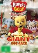 Rupert Bear and the Giant Egg Race