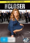 The Closer: The Complete Fourth Season