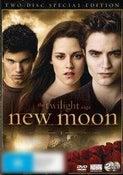 The Twilight Saga: New Moon (Two-Disc Edition)