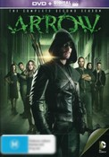 Arrow: Season 2 (DVD/UV)