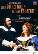 JOAN SUTHERLAND & LUCIANO PAVAROTTI - AN EVENING WITH... (DVD)
