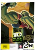 Ben 10 Alien Force Volume 8