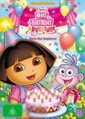 Dora the Explorer - Dora's Big Birthday Adventure