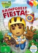 Go Diego Go! - Rainforest Fiesta!