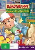 Handy Manny - Manny's Pet Roundup