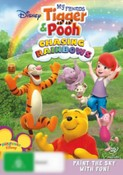 My Friends Tigger Pooh Chasing Rainbow