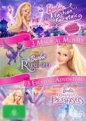 Barbie: A Fashion Fairytale  / Barbie as Rapunzel / Barbie and the Magic of Pegasus