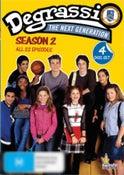 Degrassi: The Next Generation - Season 2