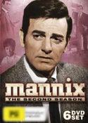 Mannix Season 2