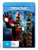 Iron Man 2:  (Blu-Ray/DVD Plus Digital Copy)