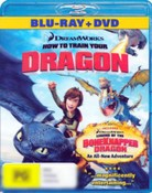 How To Train Your Dragon (Blu Ray / DVD)